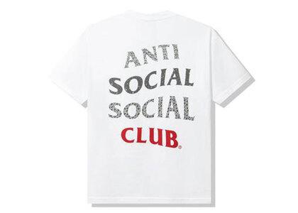 Anti Social Social Club 99 Retro IV White Tee White (SS21)の写真