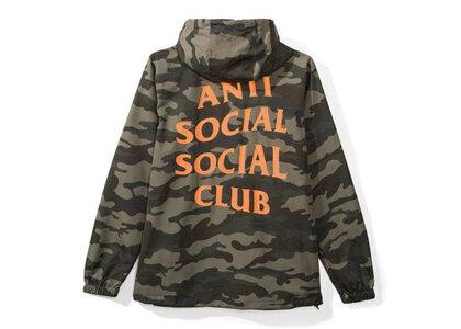 Anti Social Social Club Camo Anorak Camo (SS21)の写真