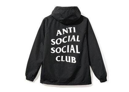 Anti Social Social Club Black Anorak Black (SS21)の写真