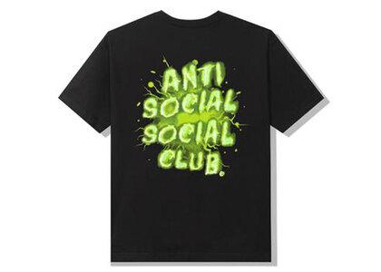 Anti Social Social Club I See Green Black Tee Green (SS21)の写真