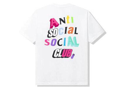 Anti Social Social Club The Real Me White Tee White (SS21)の写真