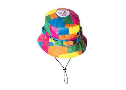 Anti Social Social Club Kook Rainbow Boonie Cap Rainbow (SS21)の写真
