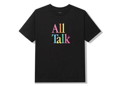 Anti Social Social Club All Talk Black Tee Black (SS21)の写真