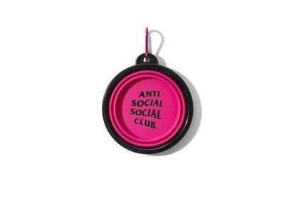 Anti Social Social Club Puppy Dog Eyes Pink (SS21)の写真