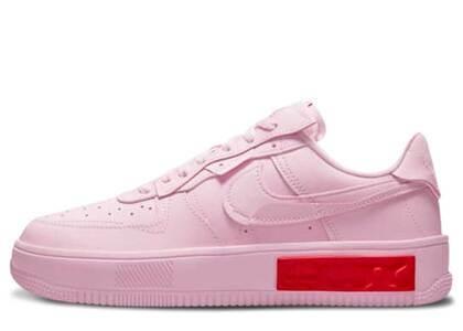 Nike Air Force 1 Fontanka Foam Pink Womensの写真