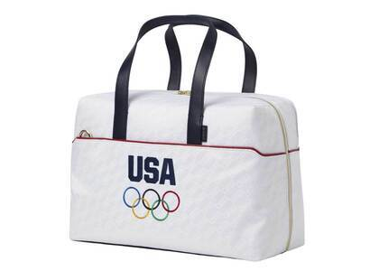 Kith for Team USA & Away Everywhere Bag Whiteの写真