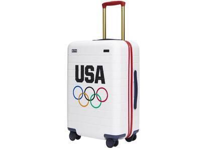 Kith for Team USA & Away PC Bigger Carry-On Whiteの写真