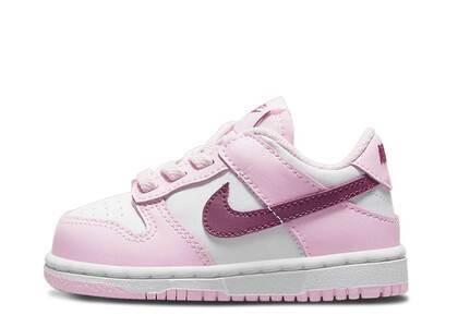 Nike Dunk Low White Pink TDの写真