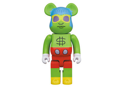 Be@rbrick Andy Mouse 400%の写真