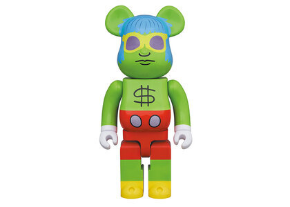 Be@rbrick Andy Mouse 1000%の写真
