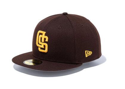 New Era 59FIFTY Upside Down San Diego Padres Gray Under Visorの写真