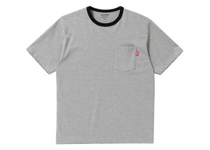 The Black Eye Patch Handle With Care Pocket Tee H.Gray (SS21)の写真