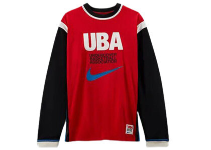 Undercover × Nike Long Sleeve Shooting Top Red / Blue / Blackの写真
