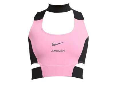 Ambush × Nike Crop Top W Magic Flamingo / Blackの写真