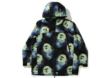 Bape Storm Hoodie Jacket Black (SS21)の写真