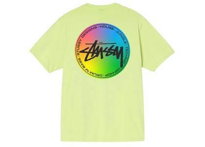 Stussy Dot Mix Tee Green (SS21)の写真