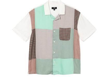 Stussy Mixed Check Shirt Multi (SS21)の写真