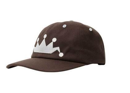 Stussy Bent Crown Low Pro Cap Brown (SS21)の写真
