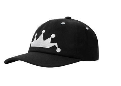 Stussy Bent Crown Low Pro Cap Black (SS21)の写真