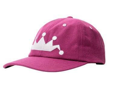 Stussy Bent Crown Low Pro Cap Pink (SS21)の写真