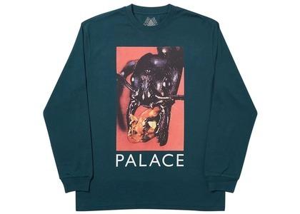 Palace Bug Munch Longsleeve Dark Green  (FW19)の写真