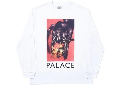 Palace Bug Munch Longsleeve White  (FW19)の写真