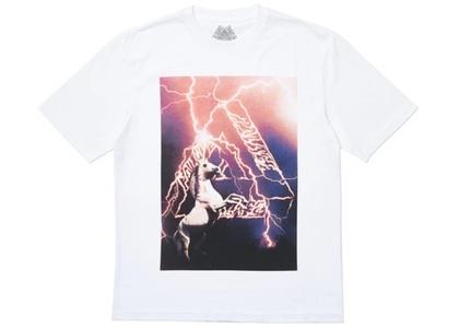 Palace Corn T-Shirt White  (FW19)の写真