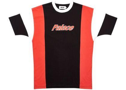 Palace Duo Panel T-Shirt Black  (FW19)の写真