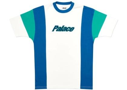 Palace Duo Panel T-Shirt White  (FW19)の写真