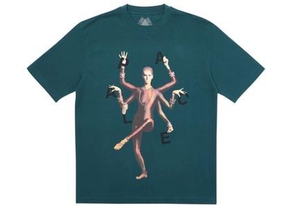 Palace Handy T-Shirt Dark Green  (FW19)の写真
