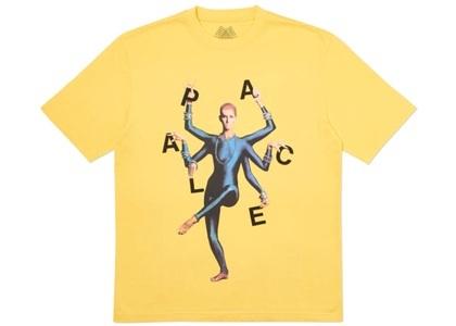 Palace Handy T-Shirt Yellow  (FW19)の写真
