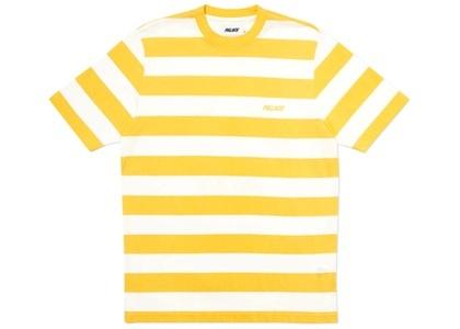 Palace Heavy T-Shirt Yellow  (FW19)の写真