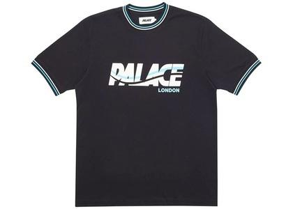 Palace London Wave T-Shirt Black  (FW19)の写真