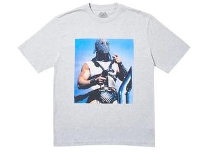 Palace Mad Maximum T-Shirt Grey  (FW19)の写真