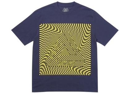 Palace Mash Eye T-Shirt Navy  (FW19)の写真