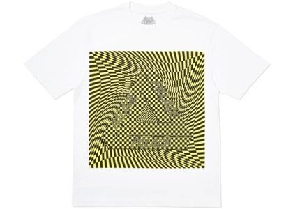Palace Mash Eye T-Shirt White  (FW19)の写真