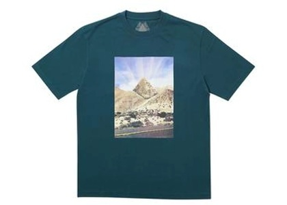 Palace P-Sprang T-Shirt Dark Green  (FW19)の写真