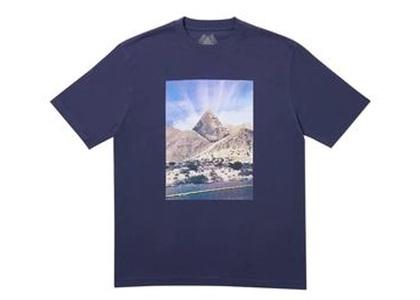 Palace P-Sprang T-Shirt Navy  (FW19)の写真