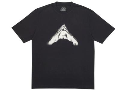 Palace P's Open Doors T-Shirt Black  (FW19)の写真