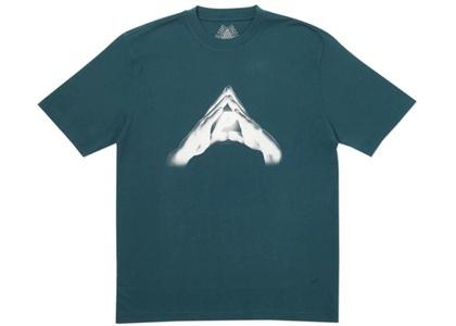 Palace P's Open Doors T-Shirt Dark Green  (FW19)の写真