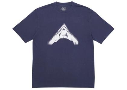 Palace P's Open Doors T-Shirt Navy  (FW19)の写真