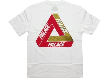 Palace Shanghai Exclusive Tri Ferg Tee White  (FW19)の写真