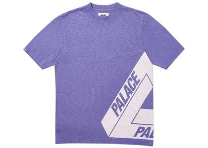 Palace Side Ferg T-Shirt Purple  (FW19)の写真