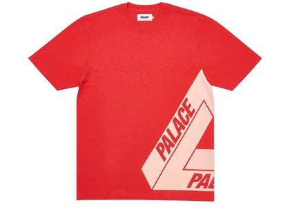 Palace Side Ferg T-Shirt Red  (FW19)の写真