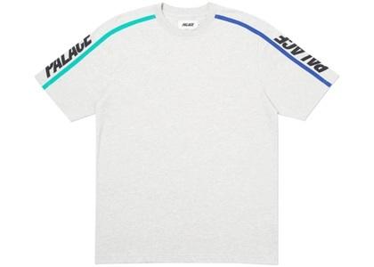 Palace Sideline T-Shirt Grey Marl  (FW19)の写真