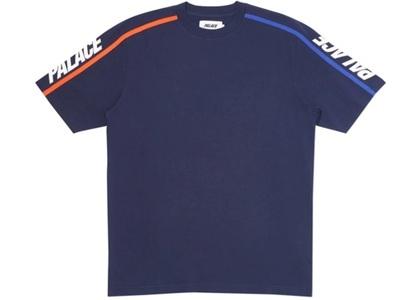 Palace Sideline T-Shirt Navy  (FW19)の写真