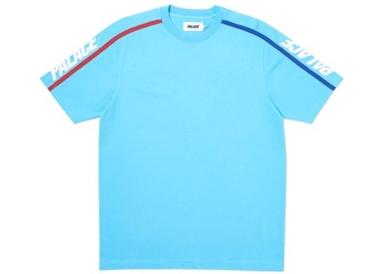 Palace Sideline T-Shirt Powder Blue  (FW19)の写真