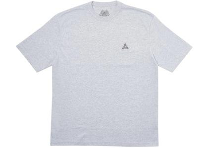 Palace Sofar T-Shirt  Grey Marl  (FW19)の写真