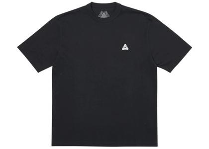 Palace Sofar T-Shirt Black  (FW19)の写真