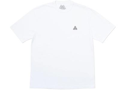 Palace Sofar T-Shirt White  (FW19)の写真